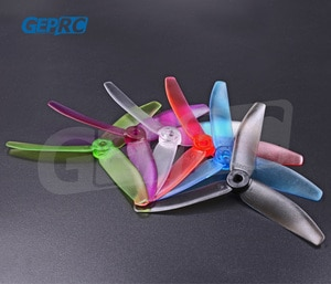 10Pairs GEPRC 5040 V2 5X4X3 3-Blade PC Propeller for RC FPV Racing Freestyle 5inch 4S 6S Drone Replacement DIY Parts