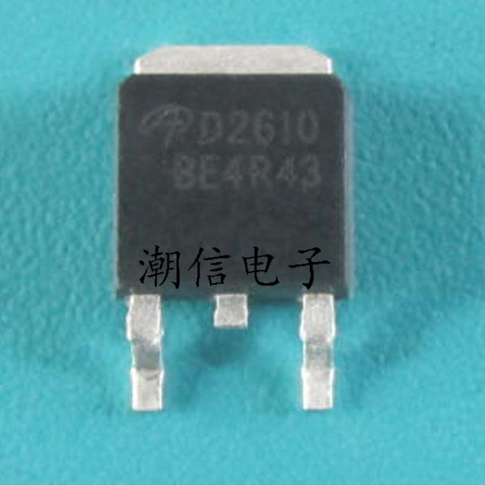 10cps D2610 AOD2610 46A 60V