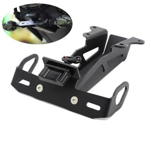 Soporte de matrícula de motocicleta de guardabarros soporte de montaje soporte para YAMAHA MT-09 MT09 MT 09 Tracer 900 FJ-09 FJ09 2015 - 2020 19 18