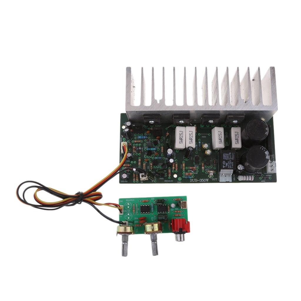 350 w 4 canais de potência digital alta fidelidade áudio sereo amplificador placa ac 24 v