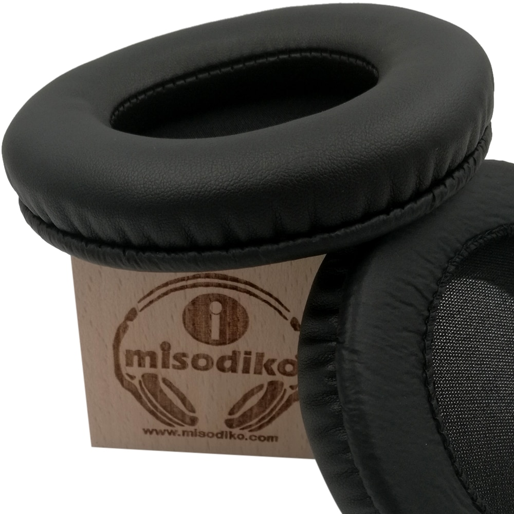misodiko Replacement Ear Pads Cushions Kit - for Sony MDR-DS6500 DS6000 DS7000 RF6000 RF6500, Headphones Repair Parts Earpads enlarge