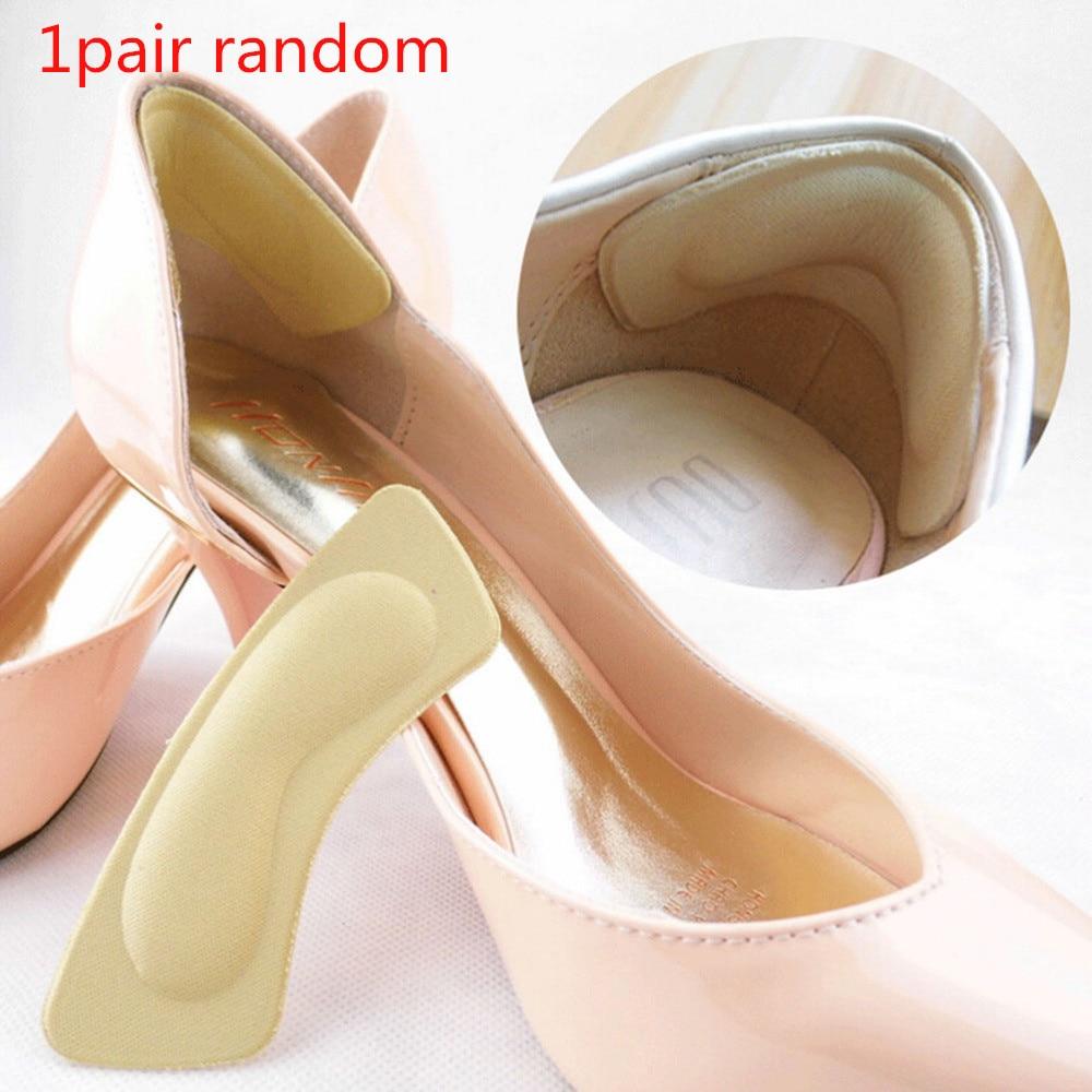 1 Pair Foot Care Foam Shoe Insoles Foot Massage Trainer Comfort Pain Relief Cushions Random