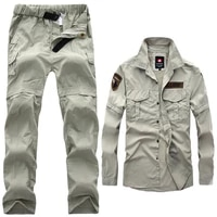 military uniform camouflage tactical suit high quality camouflage army comber clothing sets hunting fishing paintball clothes