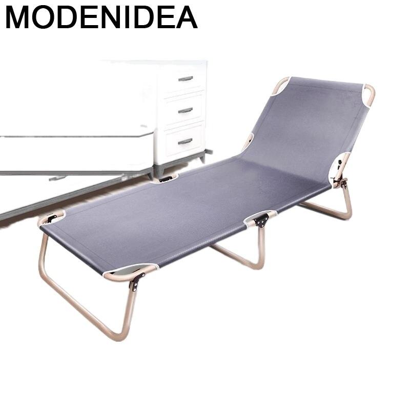 Bain Soleil-Tumbona Para balcón, mueble De jardín, silla reclinable, plegable, Para salón