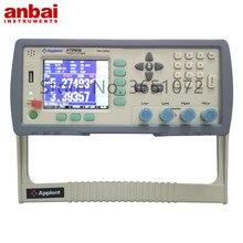 AT2818 Precision Digital LCR Meter 300kHz RCL Meter Wide Frequency Range ESR Meter