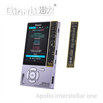 New Qianli Apollo 6 In 1 Restore Detection Device for 11 Pro Max XR XSMAX XS 8P 8 7P 7 True Tone Battery Headset Baseband Repair