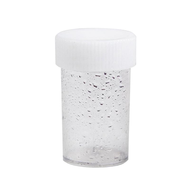 Nail Art Sub-bottling Glitter Bottle Starry Sky Paper Empty Bottle Nail Art Packaging Material Plastic Empty Bottle