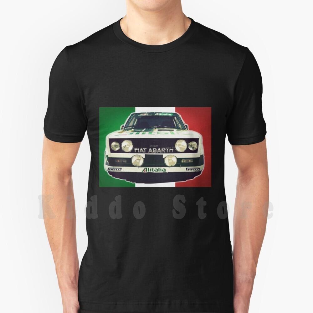 Coche de Rally Teemporium T camisa de los hombres de algodón Diy...