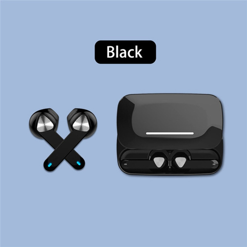 TWS Bluetooth V5.0 Headphones BE36 Touch Control IPX7 Slide Earphones Stereo HD Talking True Wireless Dual Earbuds enlarge