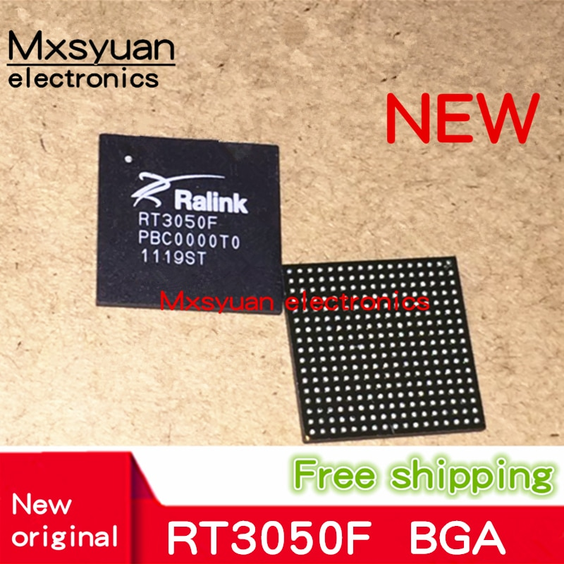 5pcs~20pcs/LOT New original RT3050F RT3050 BGA Special chip for wireless router
