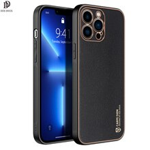 DUXDUCIS Yolo Series Case For iPhone 13 Pro Luxury Protecting Back Case Cover Support Wireless Charg