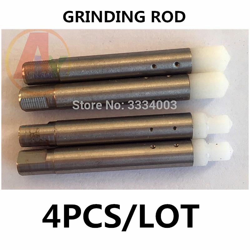 4PCS Common Rail Injector Valve Grinding Rod Tool Parts For BOSCCHH 110 120 Series, Common Rail Injector Valve Repair Kits