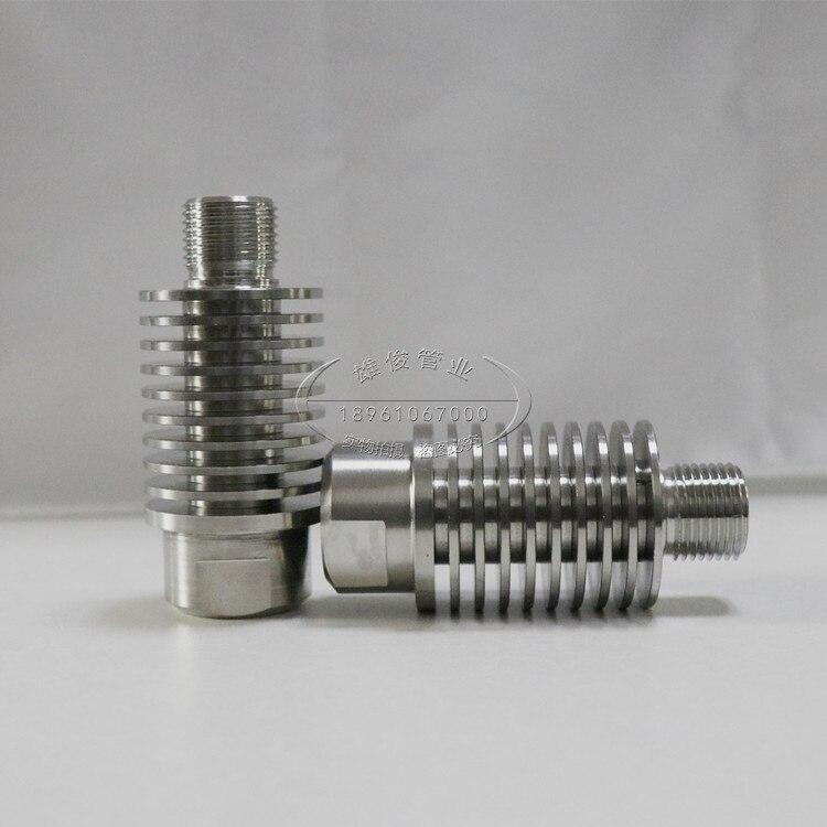 Radiador de alta temperatura con transmisor de presión de Gage de junta de acero inoxidable 304