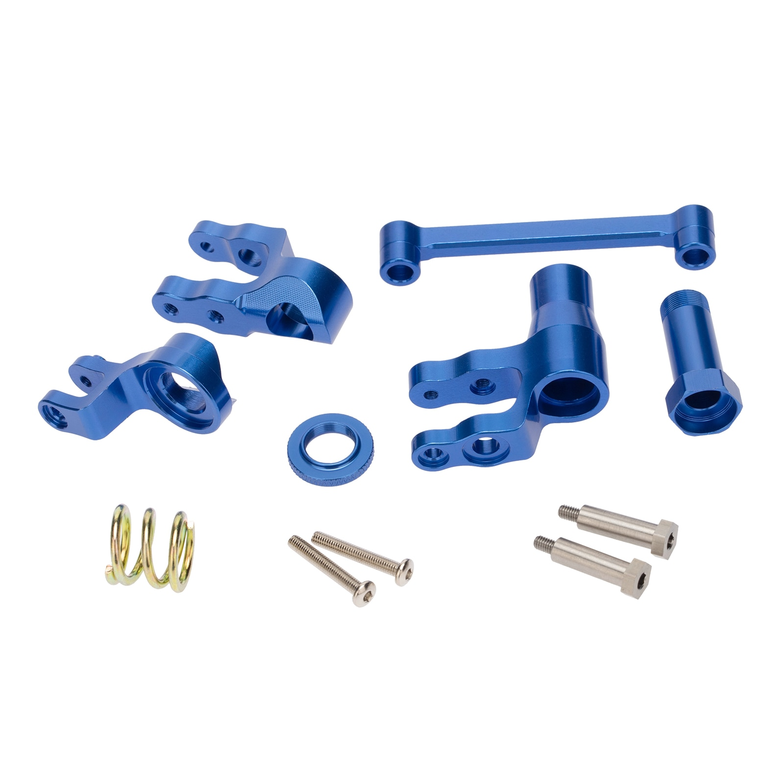 RC Truck Steering Parts for  Maxx 1:10 Car Buggy Trucks DIY Accs enlarge