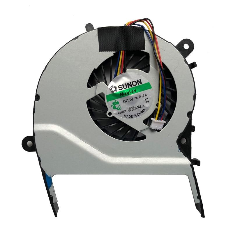 Новый охлаждающий вентилятор для ASUS X455CC K555 W419L W519L R556L R557L Y583L K555L VM590L X555LJ X554L X554LD CPU вентилятор для ноутбука