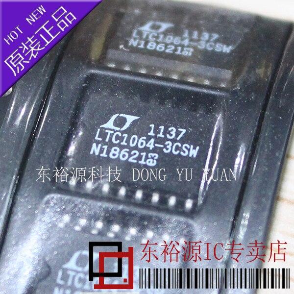 Freies verschiffen LTC1064-3CSW LTC1064-3 SOP 7,2 10PCS