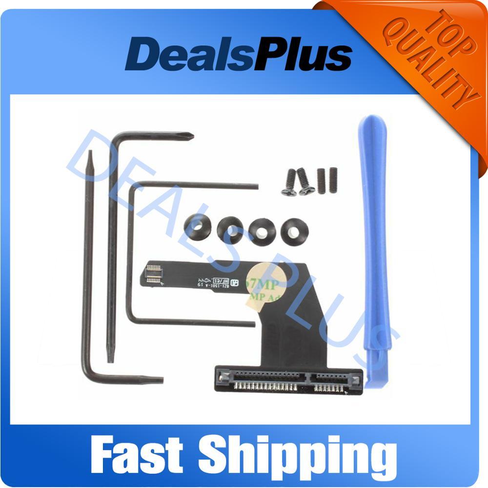 Nuevo Cable flexible SSD de disco duro Dual para Mac Mini A1347 servidor 076-1412 922-9560 CABLE HDD