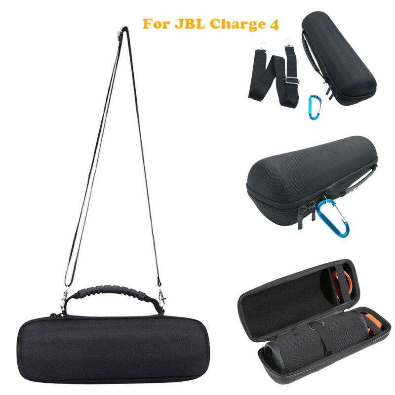 US STOCK For JBL Charge 4 Bluetooth Speaker Travel Hard Carry Case Portable Shoulder Bag