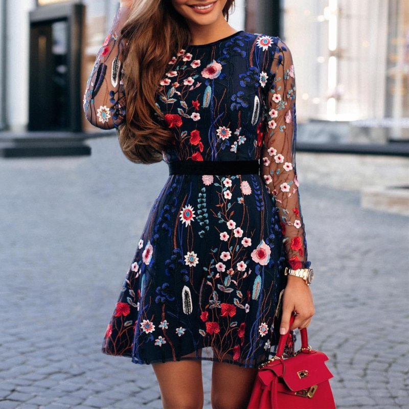 Платье В Цветочек 2021 С Чем Носить