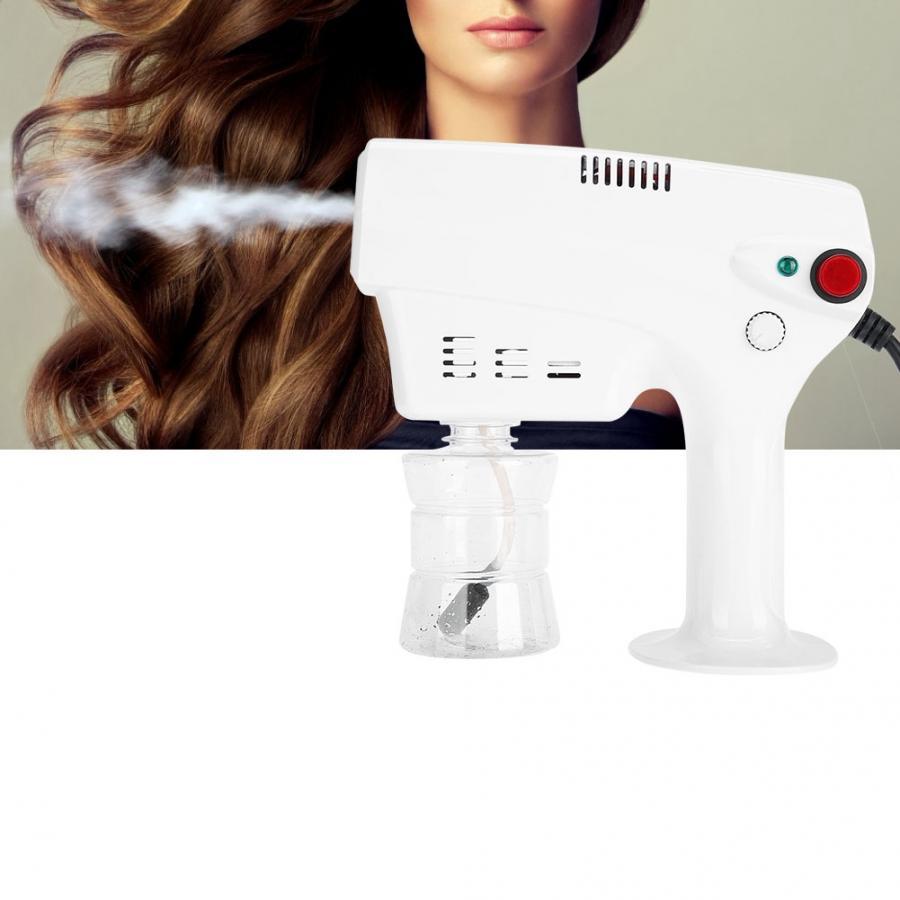 Tratamiento de queratina, pistola de vapor Nano multifuncional, vaporizador para teñir el cabello, humidificador, herramienta para el cuidado del cabello, tratamiento de queratina para el cabello