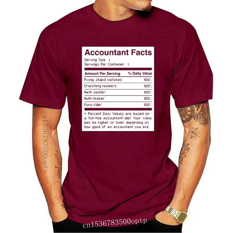 Accountant Facts | Funny Accounting T-Shirt Accountant t shirt funny accounting major business major business taxes