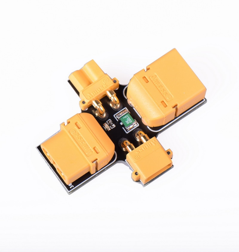 Smoke Stopper 1-6S Fuse Holder Test Short-circuit Protection RC Multi-Rotor Parts For FPV Racing RC