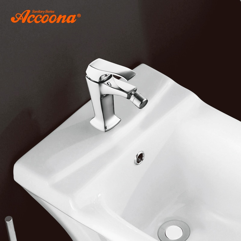 Accoona-حنفية حمام بيديت ، دش يدوي ، خلاط بيديت ، A3056
