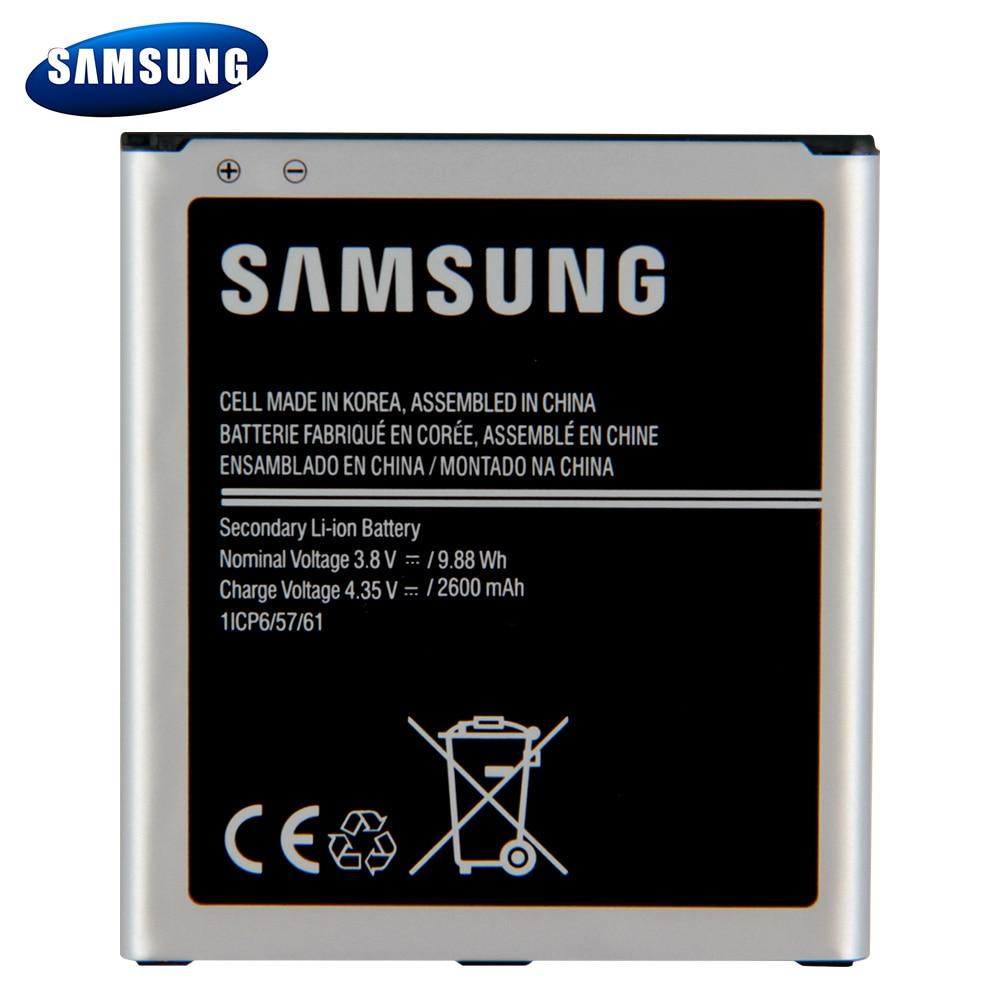 Samsung Original EB-BG530BBE/BBU Phone Battery For Samsung Galaxy Grand J3 2016 J320F G5308W G530H G531 J5 2015 J2 Prime G532 enlarge