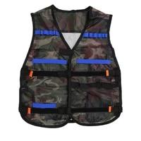 5447cm new outdoor tactical adjustable vest kit n strike elite games hunting vest promotion