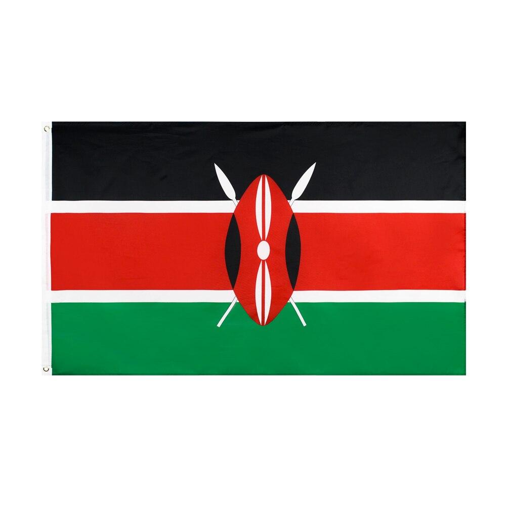 90x150cm ken ke Bandera de Kenia