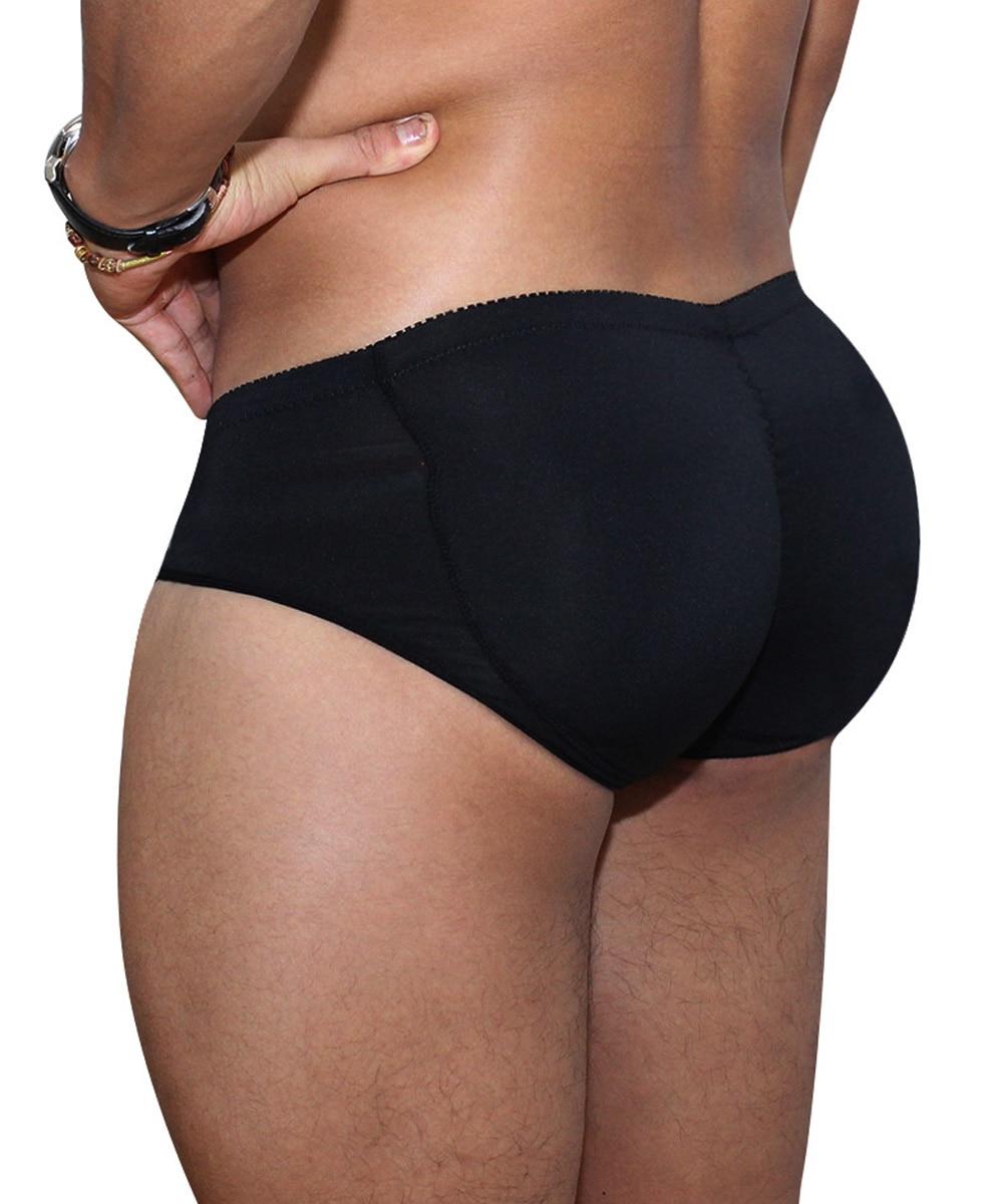Мужские трусики с мягкой подкладкой Booster нижнее белье плоским животом корректирующее