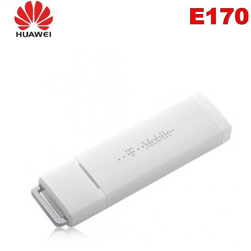 Huawei-مفتاح مودم USB Stick E170 ، 100 ميجاهرتز/2100 ميجابت في الثانية ، دونجل للعمل ، 7.2 قطعة/دفعة