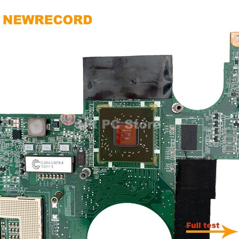 Купить с кэшбэком NEWRECORD For DAKL3EMB8E0 Lenovo ideapad Y560P 15.6 inch Laptop Motherboard HD 5650M Graphics 1GB HM65 DDR3 fully tested