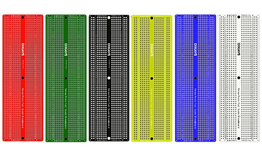Hohe Qualität Perma-Proto Full-size-Breadboard PCB Schweiß Platine Prototyp Pcb Prototypen-board für Arduino