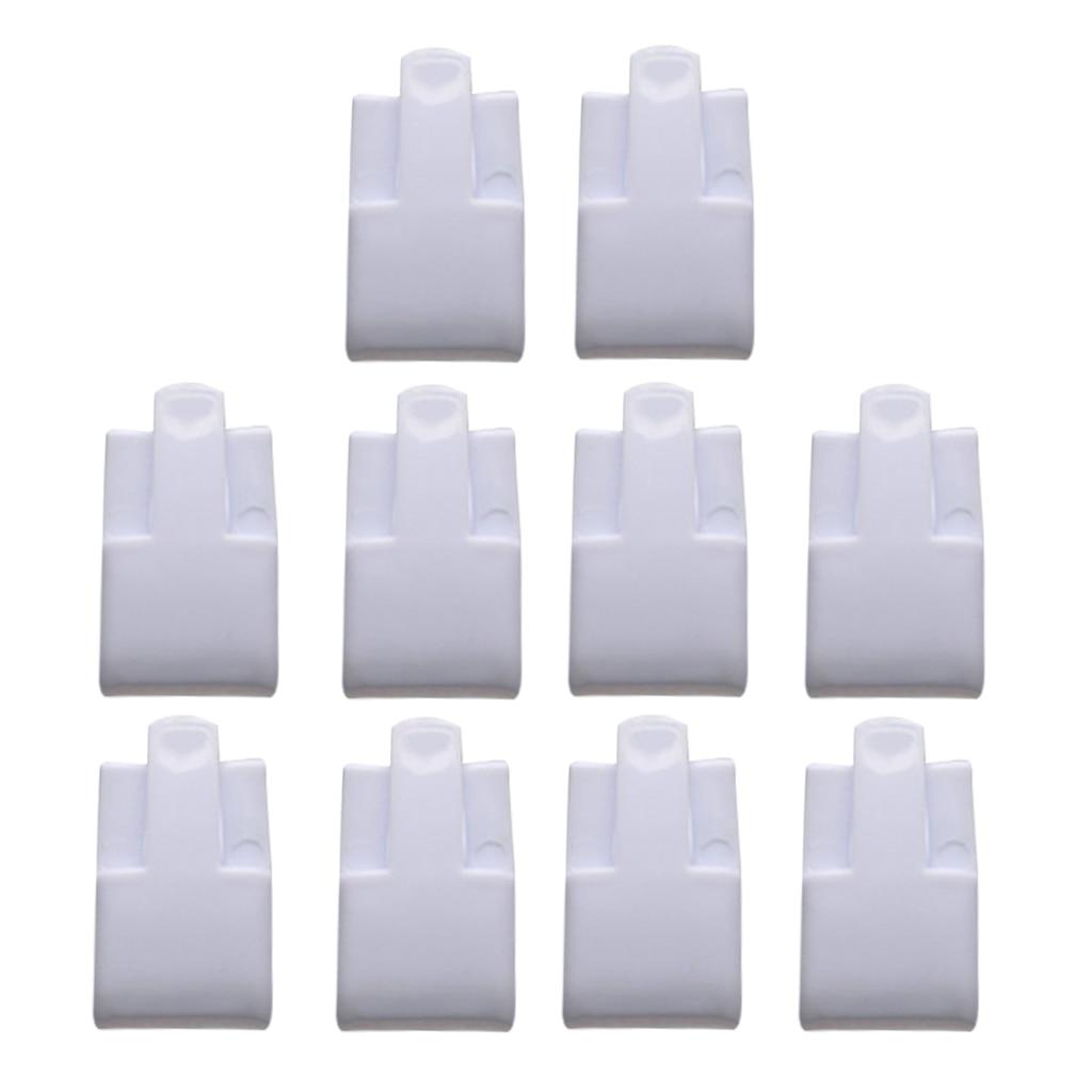Демонстрационная-Подставка-для-ювелирных-изделий-держатель-органайзер-для-сережек-ожерелий-браслетов-колец-10-шт
