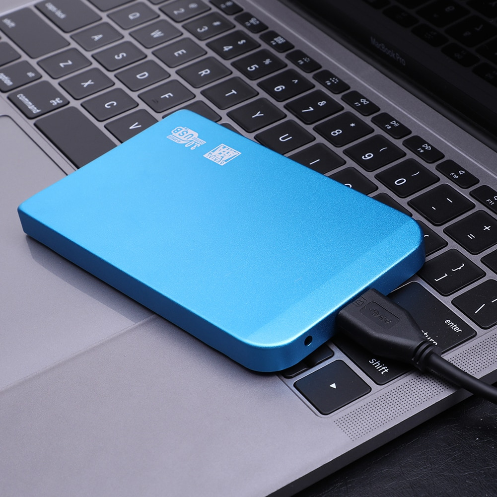 YD4 2.5 inch Hard Drive Case SATA to USB 3.0 Adapter HDD SSD Enclosure Tool Free for Household Computer Accessories