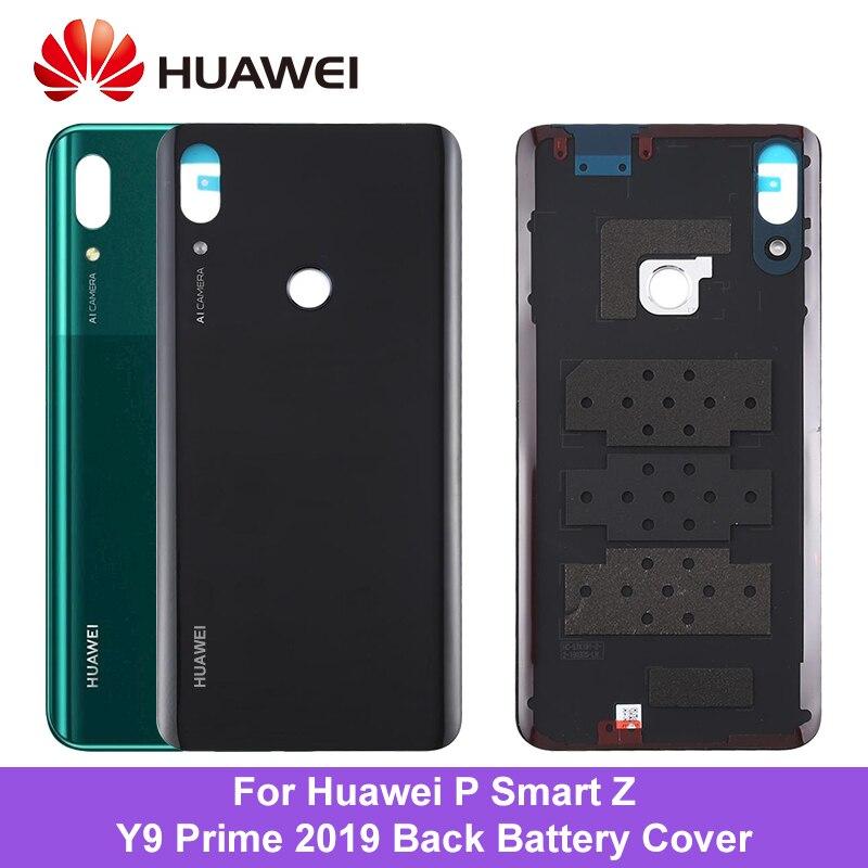 Original For Huawei P Smart Z Battery Back Cover For Huawei P Smart Z Back Door Replacement Repair Parts