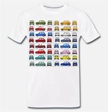 T-Shirt Maglia Fiat 126 Anni 70 Auto Mito Auto DEpoca - 1 - Ritmo S-M-L-xl Fitness T Hemd