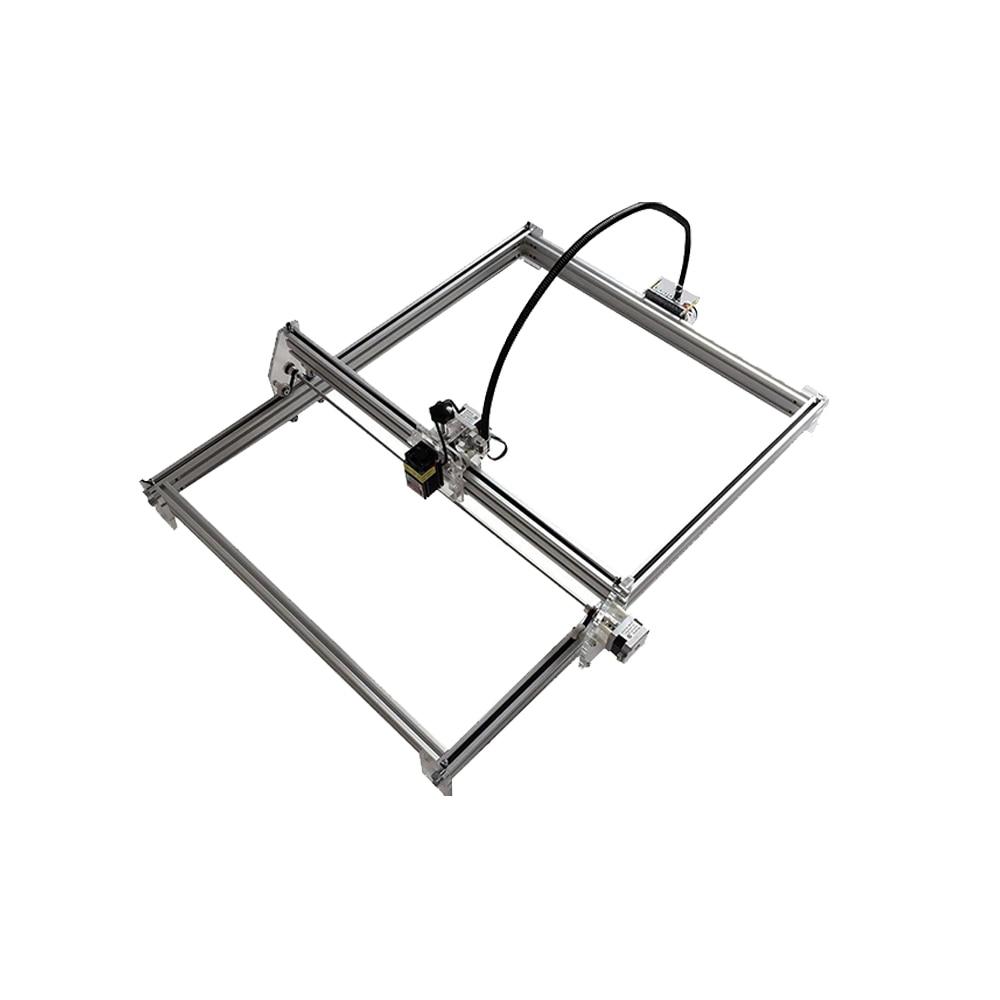 100*100CM CNC 1010 15W 5.5W 0.5W Laser head CNC Laser Engraving Machine 2Axis DC 12V DIY Engraver Desktop for Wood EU STOCK enlarge