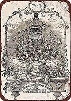 Decoration murale retro de marque Sweet South  parfum  signe en metal  pour Bar  affiche  maison  Club  cave  porte  peinture  ornement