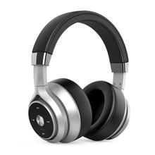 Auriculares inalámbricos auriculares plegables estéreo HiFi bajo auriculares reducción de ruido doble bobinas móviles modo EQ