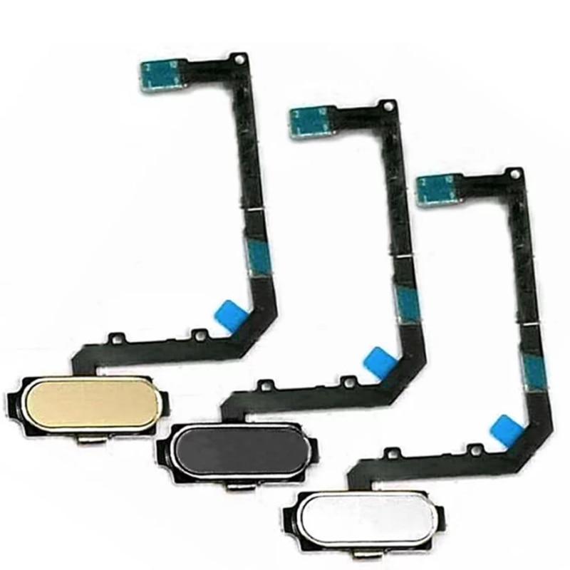 Cable flexible de Sensor de huella dactilar táctil Menú Inicio botón trasero para Samsung Galaxy A9 Pro A9 2016 A910 A9100 A910F A9000 A9 2015