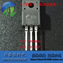 Original 5 Teile/los FHF5N60 5N6 0 4,5 A/600V TO-220F
