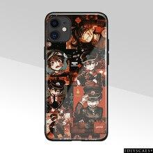 Jibaku Shounen Hanako kun Phone case For iPhone SE 6s 7 8 X Xr Xs 11 Pro Max Samsung S8 S9 S10e S20 Note 8 9 10 Plus cover shell