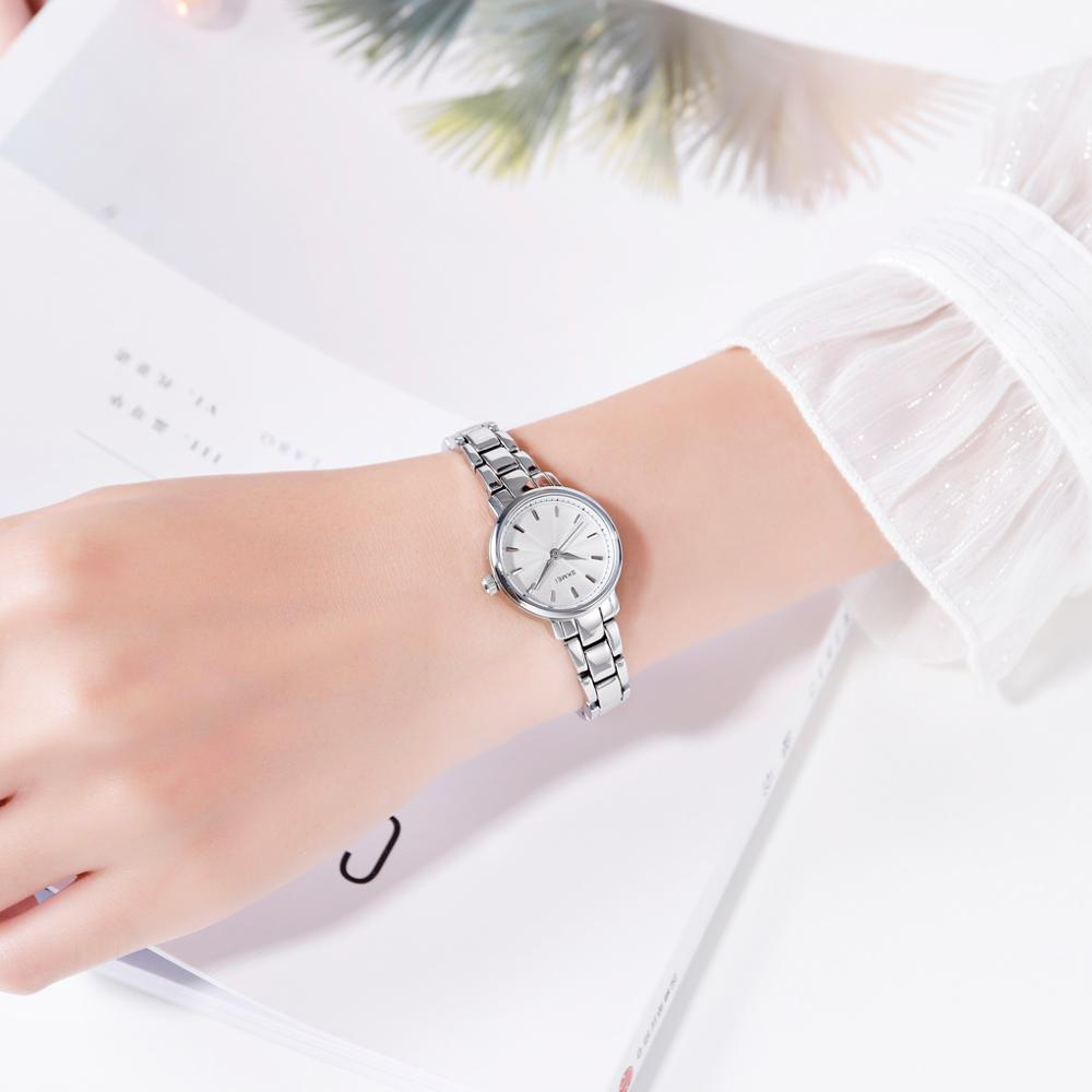 SKMEI Luxury Quartz Watch Women Waterproof Ladies Casual Watches Rose Gold Bracelet Clock Woman Wristwatch Relogio Feminino enlarge