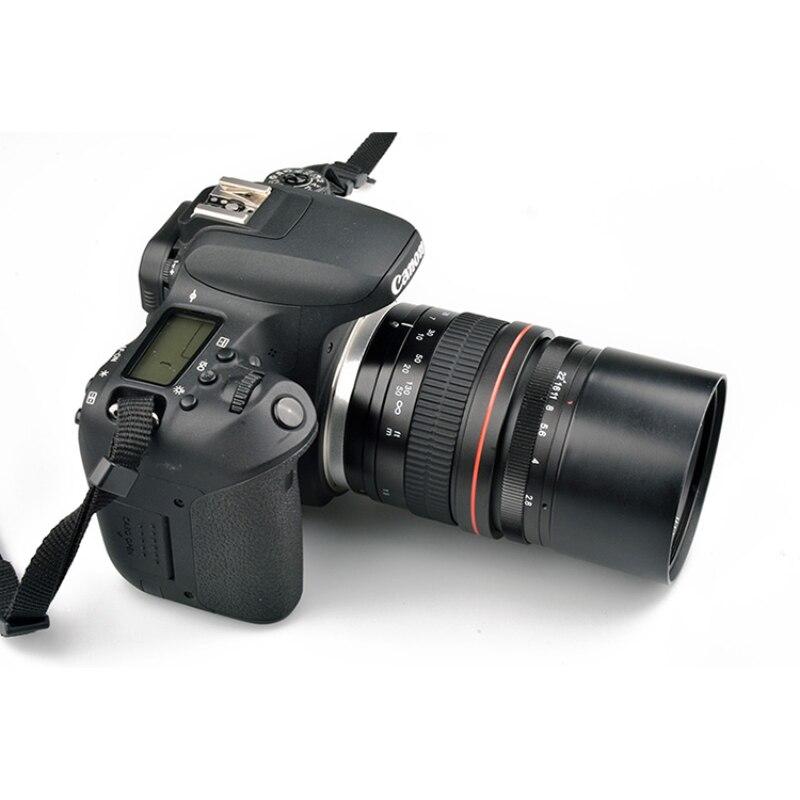Manual Focus Fixed  Customize Telephoto Dslr Camera Lens
