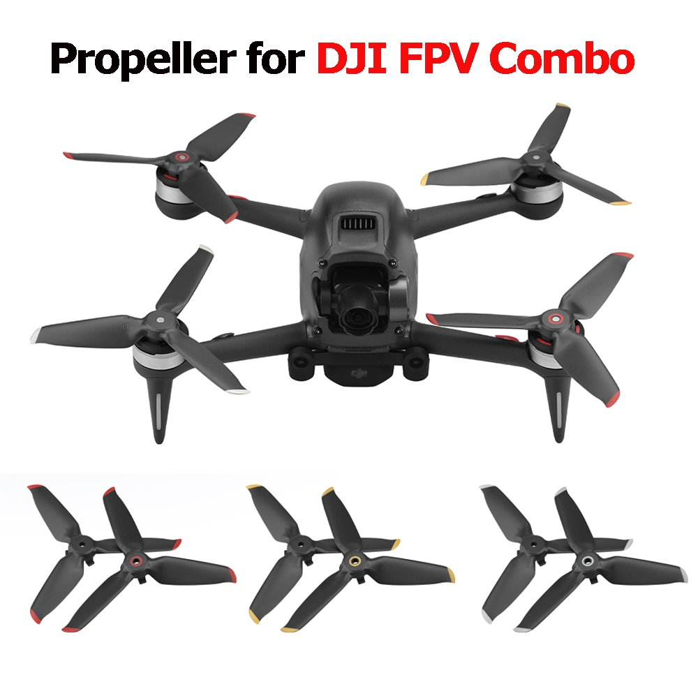 Drone Propellers For DJI FPV Combo Drone Quick Release Blade Props Replacement Wing Fan Spare Part for FPV Combo Accessories