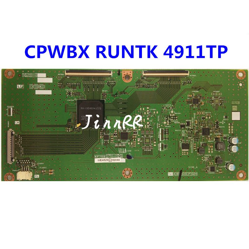 CPWBX RUNTK 4911TP لوحة منطقية KF759, XF759WJ RUNTK 4911TP ZK QPWBXF759WJZZ
