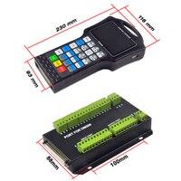 DM500 CNC Handwheel Motion Controller 3/4 Axis DSP Manual CNC Controller 500KHz G-code CAD Offline Motion Control System For CNC
