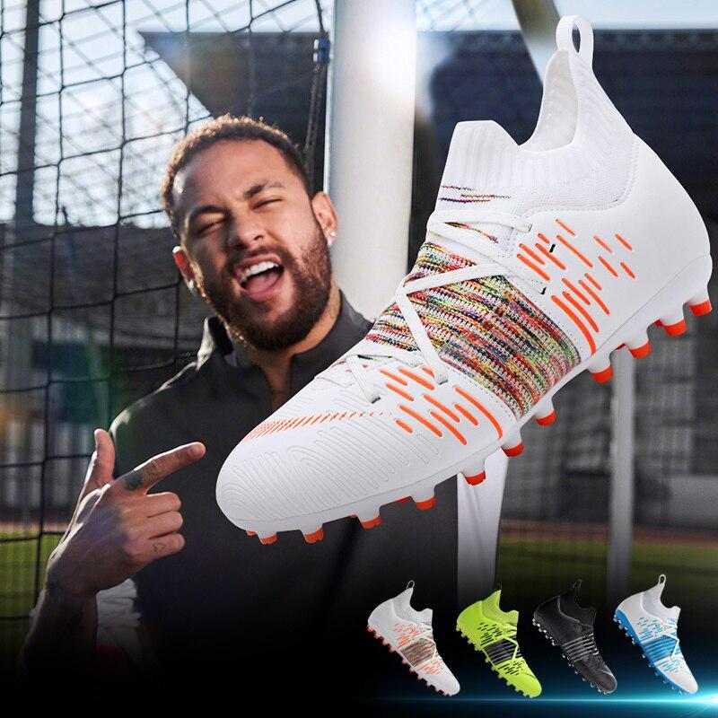 Zapatos De Fútbol Al Aire Libre Para Hombre, botas De Fútbol De...
